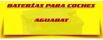 Comprar Baterías de Coche Aguabat en Barcelona. Tienda de Baterías. Montaje Gratuito.
