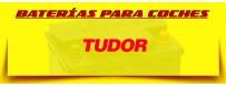 Comprar Baterías Tudor High Tech Coche en Barcelona. Tienda de Baterías.