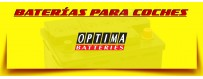 Comprar Baterías Optima Rojas en Barcelona. Optima Batteries España. Baterías de Gel.