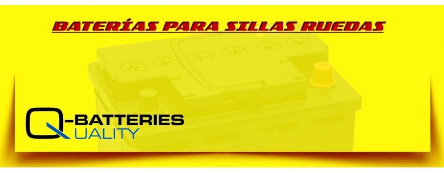 Baterías Q-Batteries agm