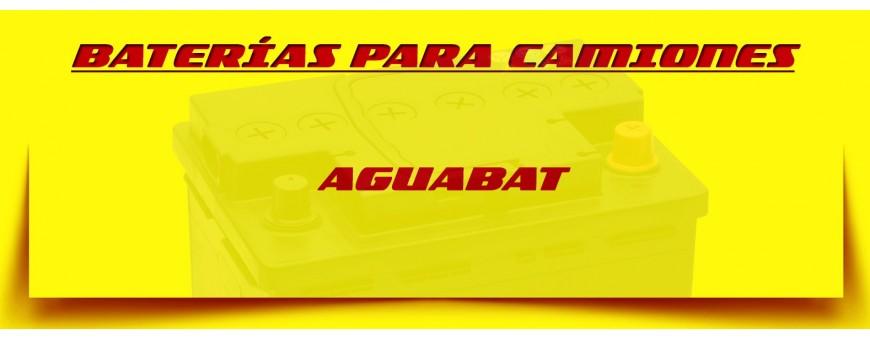 Comprar Baterías Baratas para Camiones. Baterías en Barcelona 12V 180Ah y 220Ah.