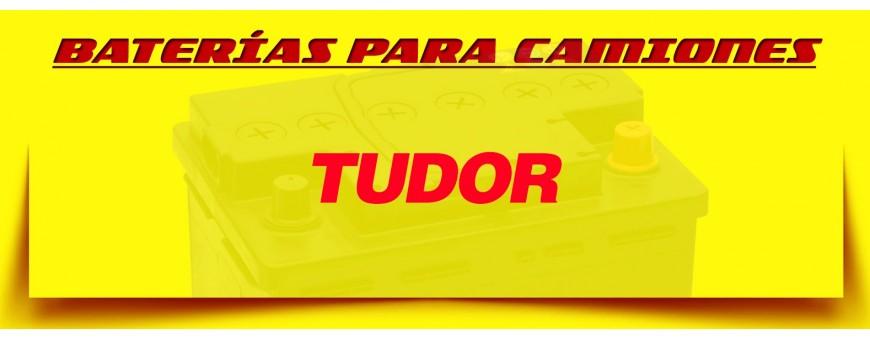 Comprar Baterías Tudor para Camiones en Barcelona. Baterías 12V 140ah, 185ah y 225ah.