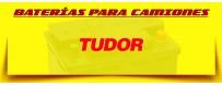 Tipos de Baterías Tudor para Camión en Barcelona. Tienda de Baterías de 12 Voltios.
