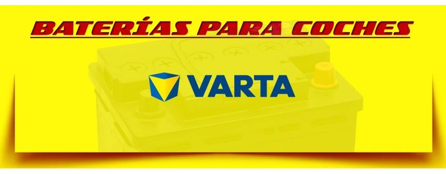 Baterías Varta de Fábrica. Comprar Baterías para Carro en Barcelona. Varta Blue Dynamic.