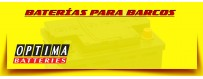 "Comprar Baterías Optima Rojas ""RedTop"" para Barcos y Veleros en Barcelona. Baterías 12V."